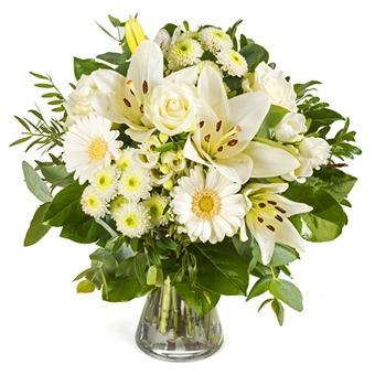 4603 - White Bouquet