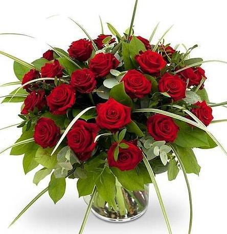 2078 - 20 Red Roses