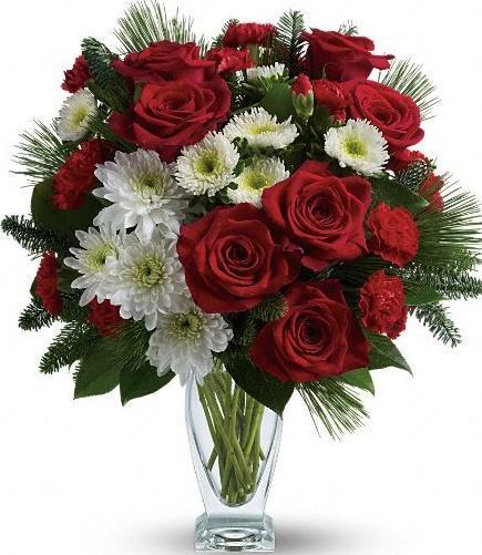 1804 - Xmas Bouquet
