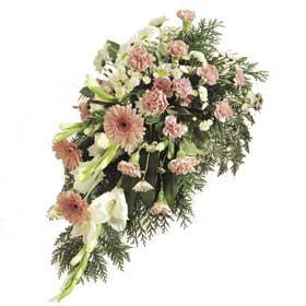 2102 - Funeral Flowers Spray